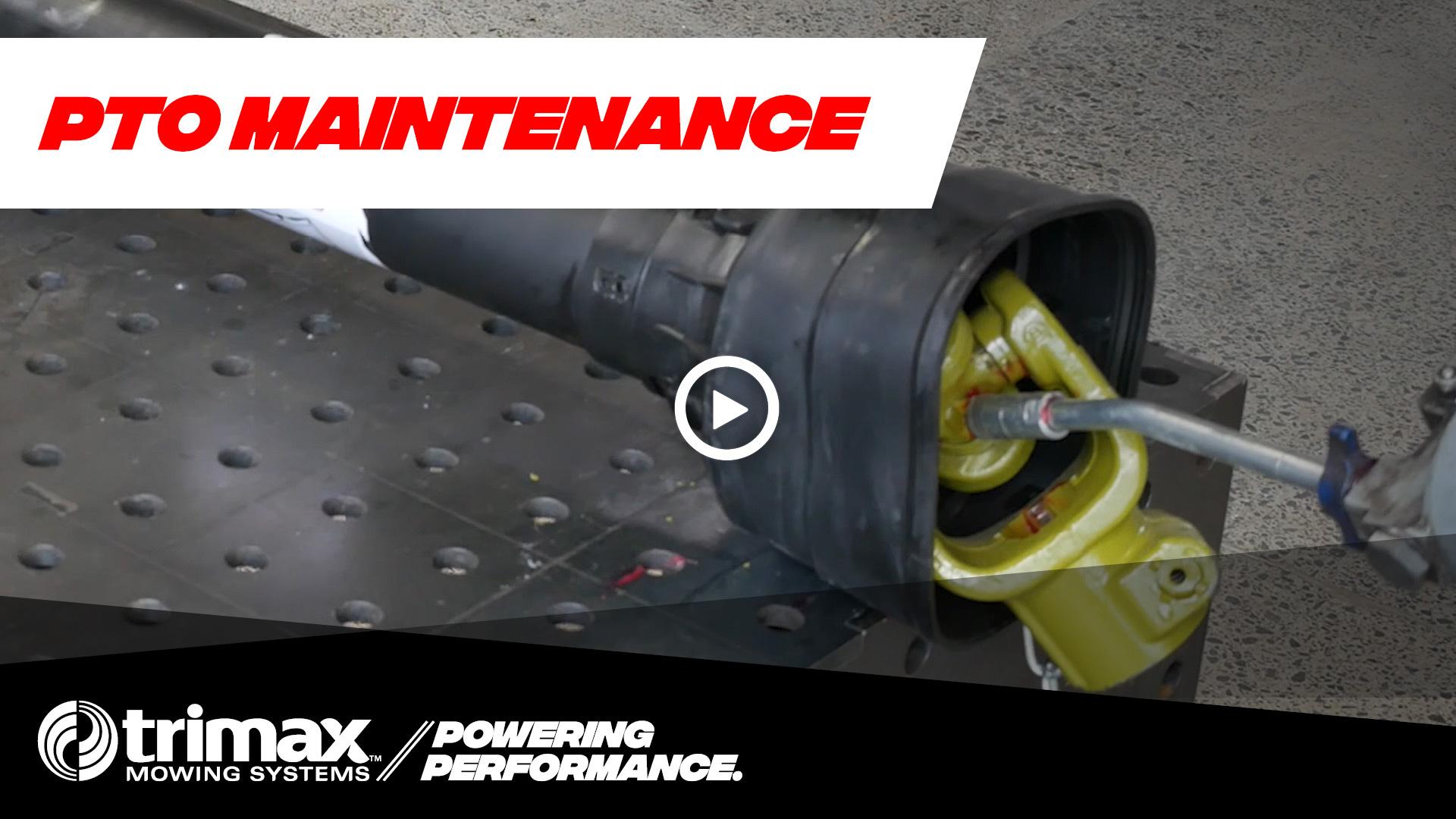 PTO Maintenance